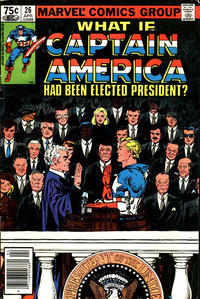 Cover for What If? (Marvel, 1977 series) #26 [Direct Edition]