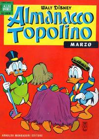 Cover Thumbnail for Almanacco Topolino (Arnoldo Mondadori Editore, 1957 series) #99