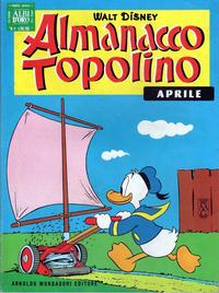 Cover Thumbnail for Almanacco Topolino (Arnoldo Mondadori Editore, 1957 series) #100