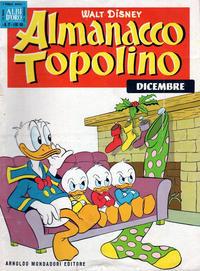 Cover Thumbnail for Almanacco Topolino (Arnoldo Mondadori Editore, 1957 series) #60