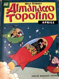 Cover Thumbnail for Almanacco Topolino (Arnoldo Mondadori Editore, 1957 series) #112