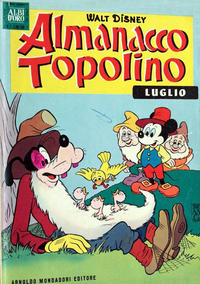 Cover Thumbnail for Almanacco Topolino (Arnoldo Mondadori Editore, 1957 series) #115