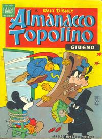 Cover Thumbnail for Almanacco Topolino (Arnoldo Mondadori Editore, 1957 series) #114