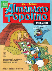 Cover Thumbnail for Almanacco Topolino (Arnoldo Mondadori Editore, 1957 series) #120
