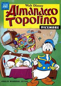 Cover Thumbnail for Almanacco Topolino (Arnoldo Mondadori Editore, 1957 series) #156