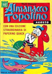 Cover Thumbnail for Almanacco Topolino (Arnoldo Mondadori Editore, 1957 series) #152