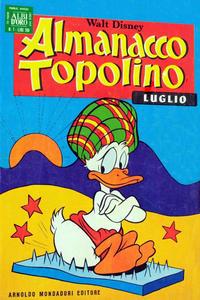 Cover Thumbnail for Almanacco Topolino (Arnoldo Mondadori Editore, 1957 series) #151