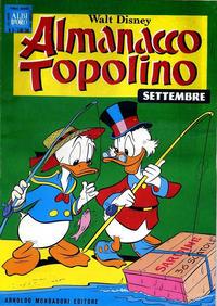 Cover Thumbnail for Almanacco Topolino (Arnoldo Mondadori Editore, 1957 series) #153