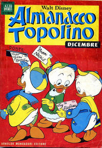 Cover Thumbnail for Almanacco Topolino (Arnoldo Mondadori Editore, 1957 series) #144