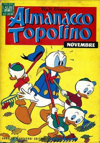 Cover Thumbnail for Almanacco Topolino (Arnoldo Mondadori Editore, 1957 series) #143