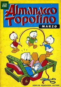 Cover Thumbnail for Almanacco Topolino (Arnoldo Mondadori Editore, 1957 series) #147