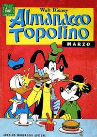 Cover Thumbnail for Almanacco Topolino (Arnoldo Mondadori Editore, 1957 series) #159