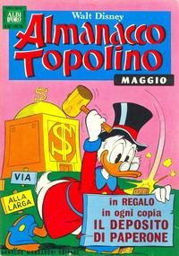 Cover Thumbnail for Almanacco Topolino (Arnoldo Mondadori Editore, 1957 series) #161