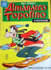 Cover Thumbnail for Almanacco Topolino (Arnoldo Mondadori Editore, 1957 series) #122