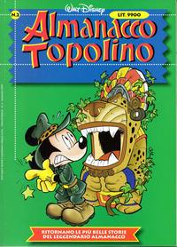 Cover Thumbnail for Almanacco Topolino (The Walt Disney Company Italia, 1999 series) #2