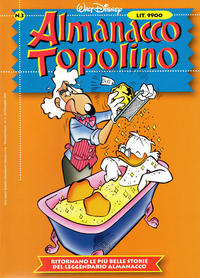 Cover Thumbnail for Almanacco Topolino (The Walt Disney Company Italia, 1999 series) #3
