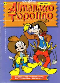 Cover Thumbnail for Almanacco Topolino (The Walt Disney Company Italia, 1999 series) #6