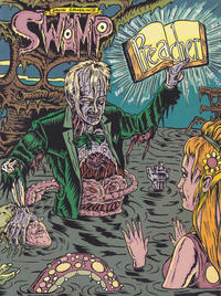 Cover Thumbnail for Swamp Preacher (Fantagraphics, 2006 series)