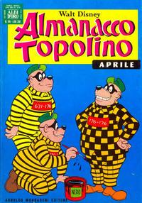 Cover Thumbnail for Almanacco Topolino (Arnoldo Mondadori Editore, 1957 series) #196
