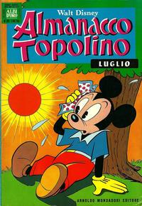 Cover Thumbnail for Almanacco Topolino (Arnoldo Mondadori Editore, 1957 series) #199