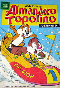 Cover Thumbnail for Almanacco Topolino (Arnoldo Mondadori Editore, 1957 series) #217