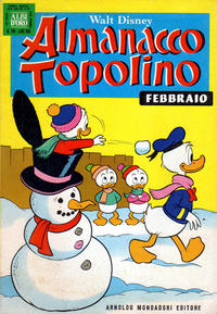 Cover Thumbnail for Almanacco Topolino (Arnoldo Mondadori Editore, 1957 series) #218