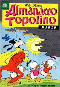 Cover Thumbnail for Almanacco Topolino (Arnoldo Mondadori Editore, 1957 series) #219