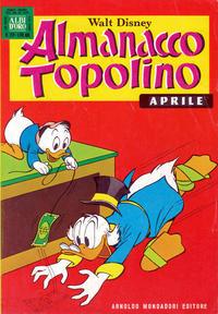 Cover Thumbnail for Almanacco Topolino (Arnoldo Mondadori Editore, 1957 series) #220