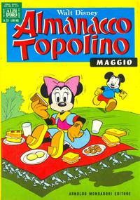 Cover Thumbnail for Almanacco Topolino (Arnoldo Mondadori Editore, 1957 series) #221