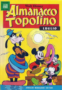 Cover Thumbnail for Almanacco Topolino (Arnoldo Mondadori Editore, 1957 series) #223
