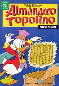 Cover Thumbnail for Almanacco Topolino (Arnoldo Mondadori Editore, 1957 series) #227