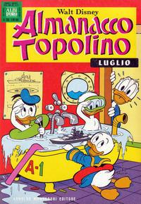 Cover Thumbnail for Almanacco Topolino (Arnoldo Mondadori Editore, 1957 series) #235