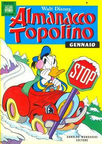 Cover Thumbnail for Almanacco Topolino (Arnoldo Mondadori Editore, 1957 series) #241