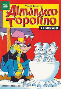 Cover Thumbnail for Almanacco Topolino (Arnoldo Mondadori Editore, 1957 series) #242