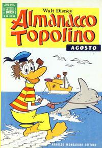 Cover Thumbnail for Almanacco Topolino (Arnoldo Mondadori Editore, 1957 series) #248