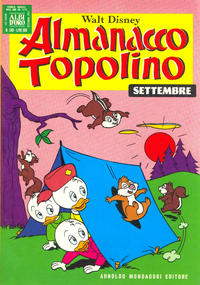 Cover Thumbnail for Almanacco Topolino (Arnoldo Mondadori Editore, 1957 series) #249