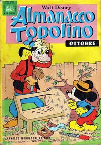 Cover Thumbnail for Almanacco Topolino (Arnoldo Mondadori Editore, 1957 series) #250