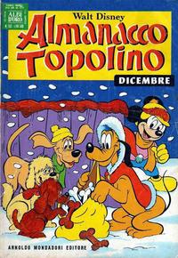 Cover Thumbnail for Almanacco Topolino (Arnoldo Mondadori Editore, 1957 series) #252