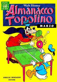 Cover Thumbnail for Almanacco Topolino (Arnoldo Mondadori Editore, 1957 series) #255