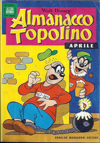 Cover Thumbnail for Almanacco Topolino (Arnoldo Mondadori Editore, 1957 series) #256
