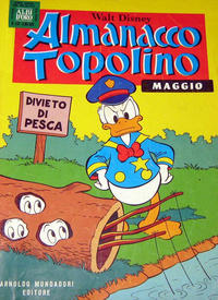 Cover Thumbnail for Almanacco Topolino (Arnoldo Mondadori Editore, 1957 series) #257