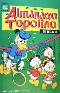Cover Thumbnail for Almanacco Topolino (Arnoldo Mondadori Editore, 1957 series) #258