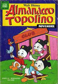 Cover Thumbnail for Almanacco Topolino (Arnoldo Mondadori Editore, 1957 series) #263