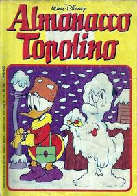 Cover Thumbnail for Almanacco Topolino (Arnoldo Mondadori Editore, 1957 series) #265