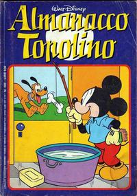 Cover Thumbnail for Almanacco Topolino (Arnoldo Mondadori Editore, 1957 series) #266