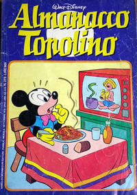 Cover Thumbnail for Almanacco Topolino (Arnoldo Mondadori Editore, 1957 series) #273
