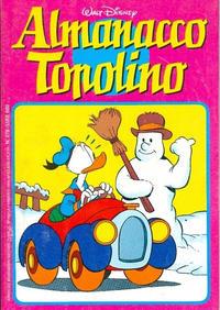 Cover Thumbnail for Almanacco Topolino (Arnoldo Mondadori Editore, 1957 series) #278