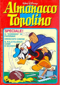Cover Thumbnail for Almanacco Topolino (Arnoldo Mondadori Editore, 1957 series) #280
