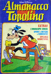 Cover Thumbnail for Almanacco Topolino (Arnoldo Mondadori Editore, 1957 series) #281