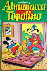 Cover Thumbnail for Almanacco Topolino (Arnoldo Mondadori Editore, 1957 series) #285